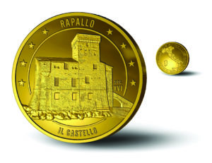 Castello Rapallo - moneta